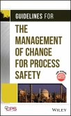 Guidelines for the Management of Change for Process Safety (eBook, PDF)