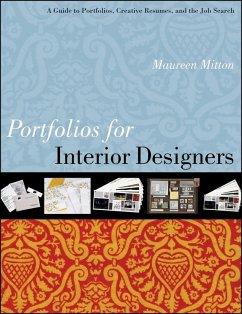 Portfolios for Interior Designers (eBook, PDF) - Mitton, Maureen