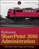 Professional SharePoint 2010 Administration (eBook, PDF)