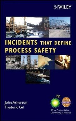 Incidents That Define Process Safety (eBook, PDF)
