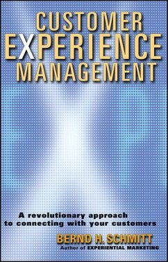 Customer Experience Management (eBook, PDF) - Schmitt, Bernd H.