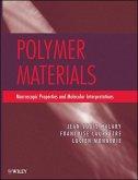 Polymer Materials (eBook, ePUB)