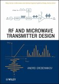 RF and Microwave Transmitter Design (eBook, ePUB)