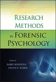 Research Methods in Forensic Psychology (eBook, PDF)
