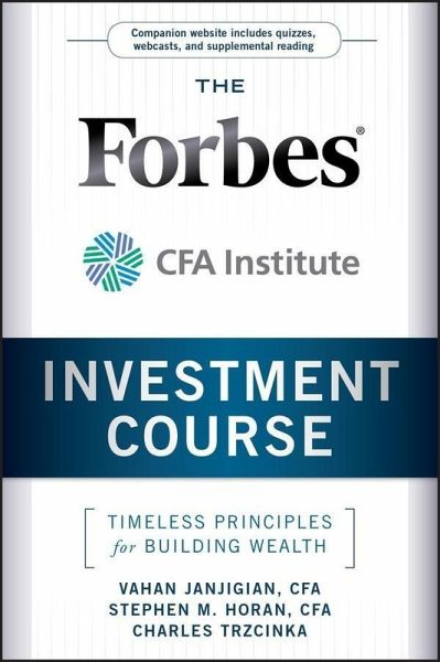 The Forbes / CFA Institute Investment Course (eBook, PDF)
