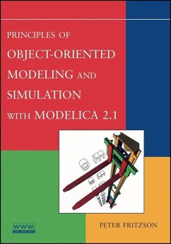 Principles of Object-Oriented Modeling and Simulation with Modelica 2.1 (eBook, PDF) - Fritzson, Peter