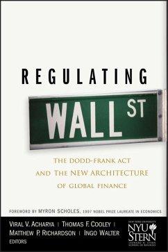 Regulating Wall Street (eBook, ePUB)