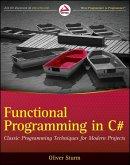 Functional Programming in C# (eBook, PDF)