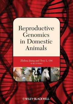 Reproductive Genomics in Domestic Animals (eBook, ePUB)