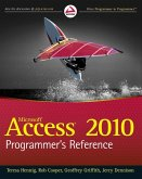 Access 2010 Programmer's Reference (eBook, ePUB)