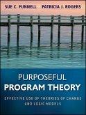 Purposeful Program Theory (eBook, PDF)