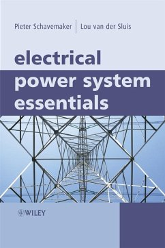 Electrical Power System Essentials (eBook, PDF) - Schavemaker, Pieter; Sluis, Lou van der
