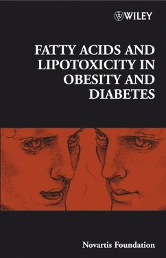 Fatty Acid and Lipotoxicity in Obesity and Diabetes (eBook, PDF)