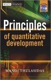 Principles of Quantitative Development (eBook, ePUB)