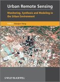 Urban Remote Sensing (eBook, ePUB)