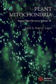 Annual Plant Reviews, Volume 31, Plant Mitochondria (eBook, PDF)