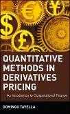 Quantitative Methods in Derivatives Pricing (eBook, PDF)