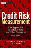 Credit Risk Measurement (eBook, PDF)