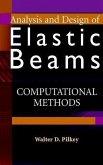 Analysis and Design of Elastic Beams (eBook, PDF)