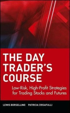 The Day Trader's Course (eBook, PDF) - Crisafulli, Patricia; Borsellino, Lewis