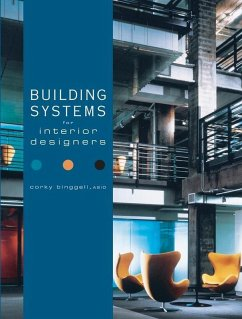 Building Systems for Interior Designers (eBook, PDF) - Binggeli, Corky