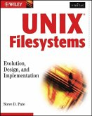 UNIX Filesystems (eBook, PDF)