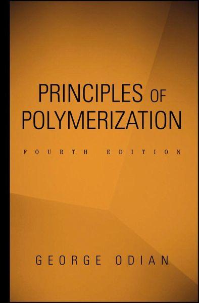 george odian principles of polymerization pdf