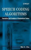 Speech Coding Algorithms (eBook, PDF)