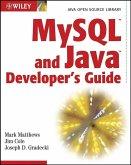 MySQL and Java Developer's Guide (eBook, PDF)