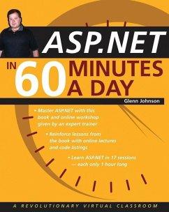 ASP.NET in 60 Minutes a Day (eBook, PDF) - Johnson, Glenn