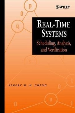 Real-Time Systems (eBook, PDF) - Cheng, Albert M. K.