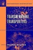 Transmembrane Transporters (eBook, PDF)