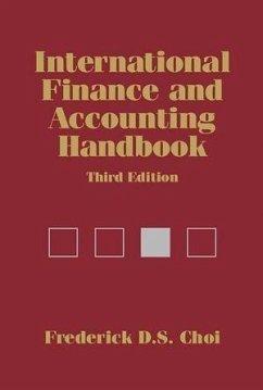 International Finance and Accounting Handbook (eBook, PDF)