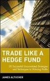 Trade Like a Hedge Fund (eBook, PDF)
