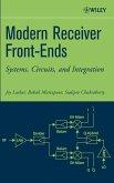 Modern Receiver Front-Ends (eBook, PDF)