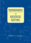 Thermodynamics of Biochemical Reactions (eBook, PDF)