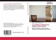 La política editorial en Chile (1970-1973)