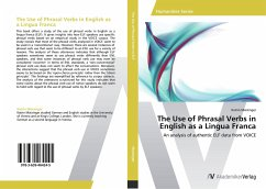 The Use of Phrasal Verbs in English as a Lingua Franca