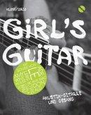 Girl's Guitar, m. Audio-CD