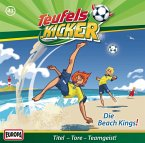 Die Beach-Kings / Teufelskicker Hörspiel Bd.43 (1 Audio-CD)