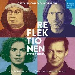 Oswald Von Wolkenstein ? Reflektionen - Frederiksen,J./Lutzenberger,S./Fröhlich,B. O.