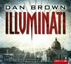 Illuminati / Robert Langdon Bd.1 (6 Audio-CDs) - Brown, Dan
