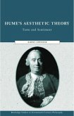 Hume's Aesthetic Theory: Sentiment and Taste in the History of Aesthetics