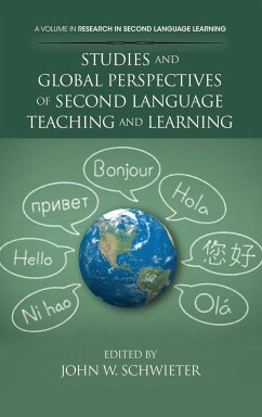 Studies and Global Perspectives of Second Language Teaching and Learning (Hc)