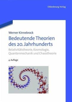Bedeutende Theorien des 20. Jahrhunderts - Kinnebrock, Werner