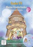 Lieder-TV: Meine Kinderlieder, m. DVD