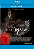 Texas Chainsaw - The Legend Is Back (Blu-ray 3D)