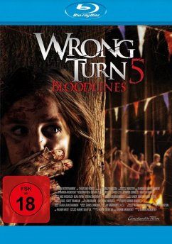 Wrong Turn 5: Bloodlines - Diverse