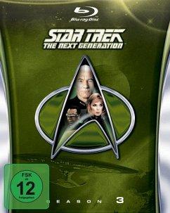Star Trek: Next Generation - Season 3 BLU-RAY Box - Patrick Stewart,Levar Burton,Jonathan Frakes