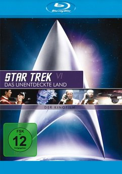 Star Trek 06 - Das unentdeckte Land Remastered - Kim Cattrall,George Takei,Deforest Kelley